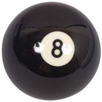 8-ball løs poolbal, 57,2 mm
