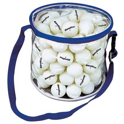 Lige ud Bruger I mange bordtennisbolde - så vælg denne 144 stk. pakke LL32