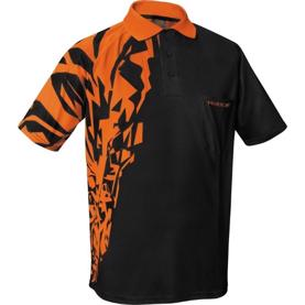 Harrows Rapide dart shirt - orange/short