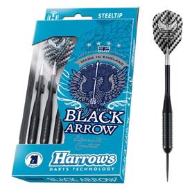 Black Arrow steeltip brass darts