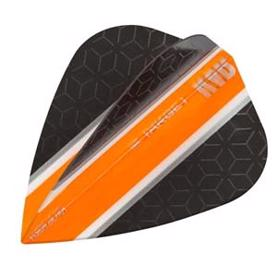 Kite RVB Vision Ultra Black/orange flights