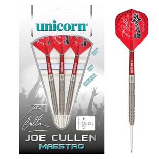 Maestro Joe Cullen 90% NT dartpile fra Unicorn