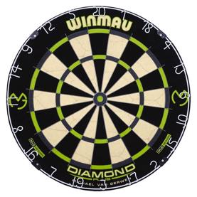 MvG Diamond dartskive fra Winmau