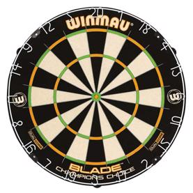 Champion Choice Dual Core bristle skive fra Winmau