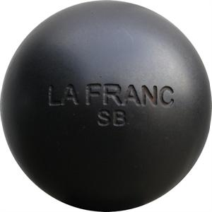 La Franc Soft Black Turneringskugle